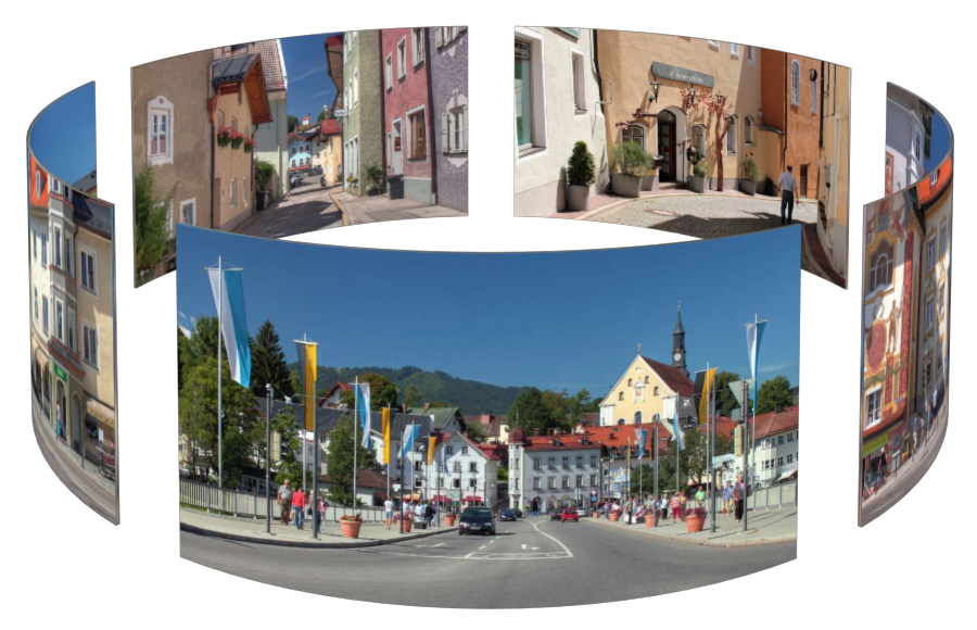 Bad Tölz in 3D