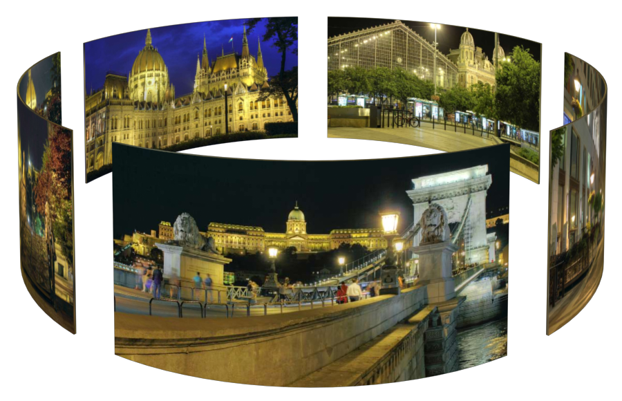 Budapest in 3D