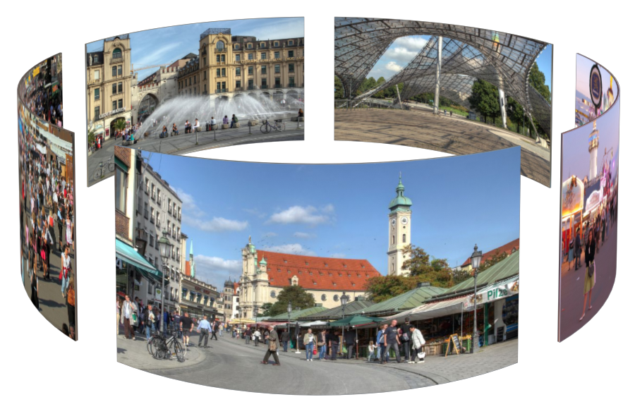 München in 3D