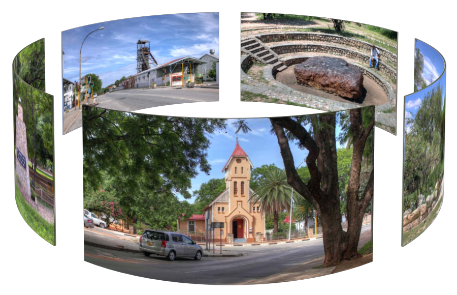 Tsumeb in 3D