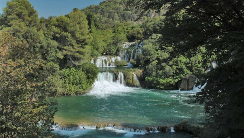Foto Krka Nationalpark
