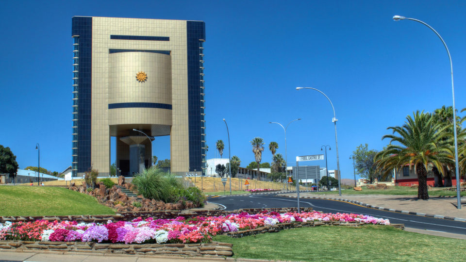 Independence Memorial Windhoek